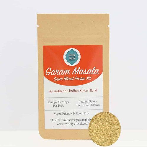 Freshly Spiced - Garam Masala Spice Blend