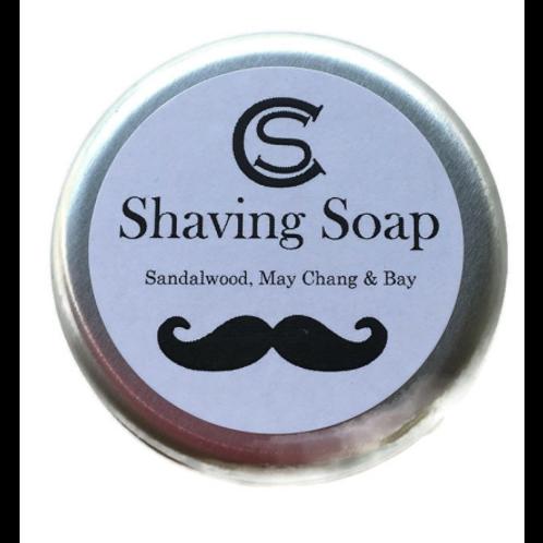 The Clovelly Soap Co - Shaving Tin 65g