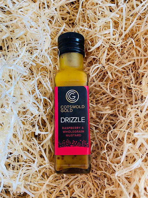 Cotswold Gold Raspberry & Wholegrain Mustard Drizzle