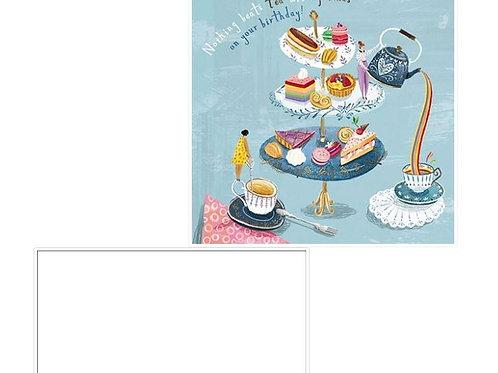 HAPPY BIRTHDAY - NHS charity card