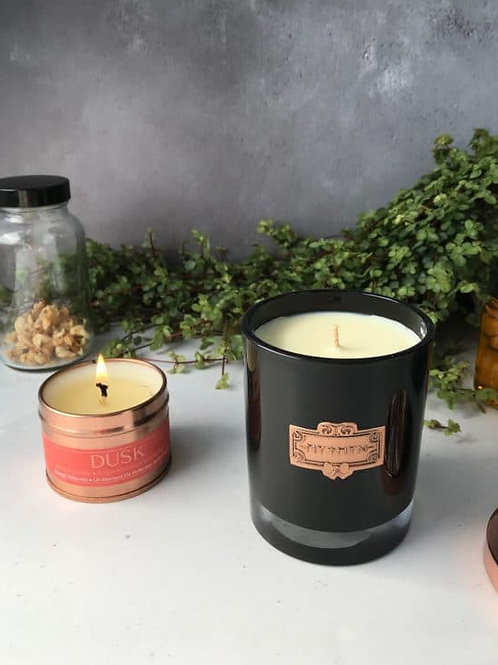Mythyn - Dusk Relaxing Natural Sustainable Candle