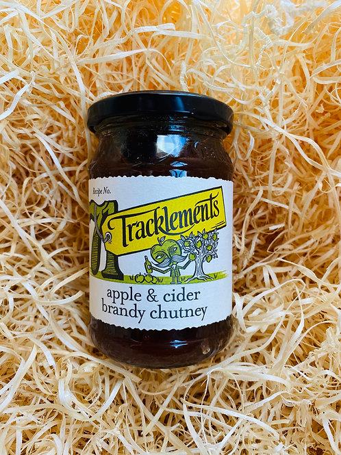 Tracklements - Apple & Cider Brandy Chutney