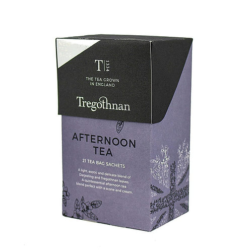 Tregothnan - Afternoon Tea – 21 Sachets