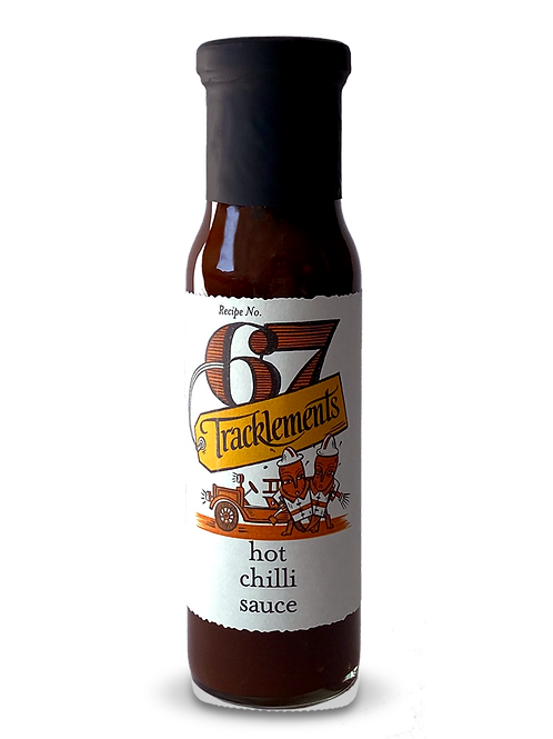 Hot Chilli Sauce - 230ml