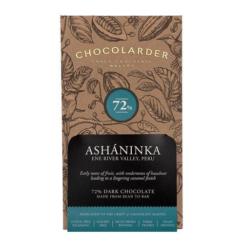 Chocolarder - Asháninka 72% Dark