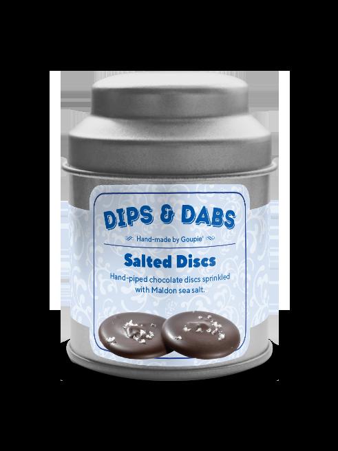 Goupie - Salted Discs - 50g