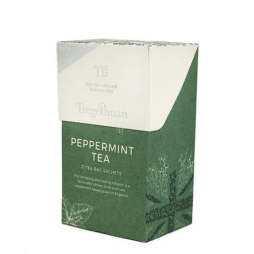 Tregothnan - Peppermint Tea – 21 Sachets