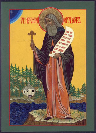From The Life Of St Herman Of Alaska