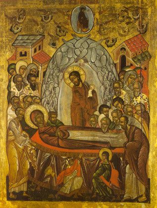 Saint John of Kronstadt - Sermon on the Dormition of the Most Holy Theotokos