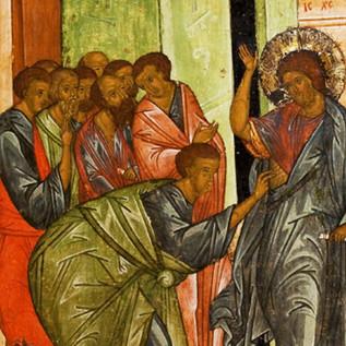 On the Test of Thomas by St Nikolai (Velimirovich)