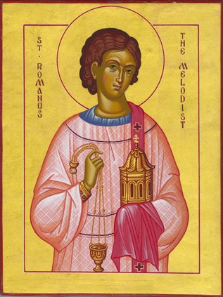 St Romanos the Melodist: from the Second Kontakion on the Nativity