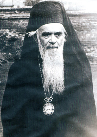 St Nikolai Velmirovich