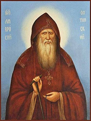 """The Russian Monk"""