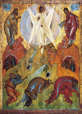 On the Transfiguration of the Lord