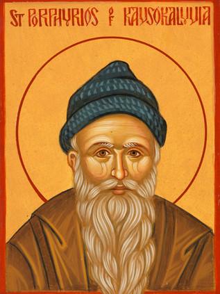 Saint Porphyrios of Kapsokalivia