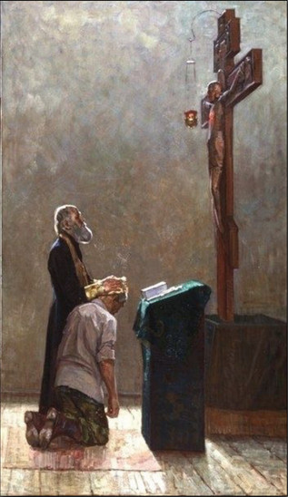 Confession: Uncovering Our Sins