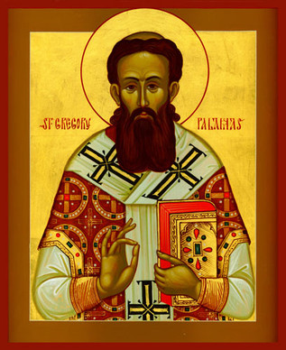 Excerpt From St Gregory Palamas Homily On The Dormition