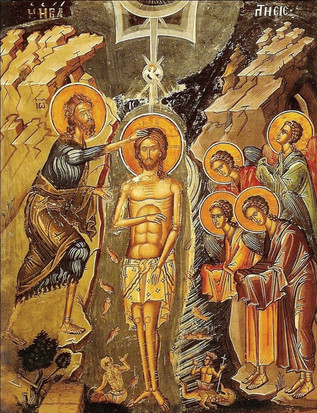 Theophany: Clothed in Glory