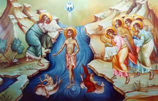 Christ's Baptism: Baptism in the Holy Spirit