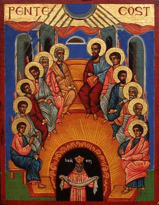 St Justin Popovic on Pentecost