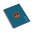 Pack de 3 - Caderno Espiral Capa Dura A4 Inverse Pautado