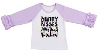 Bunny Kisses Raglan