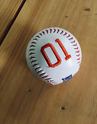 Personalized Soft/Baseball