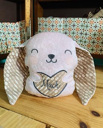 Bunny Stuffie - Personalized