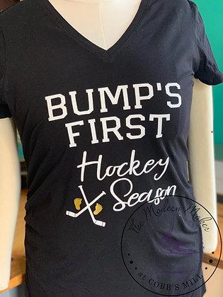 Bump's First Tee