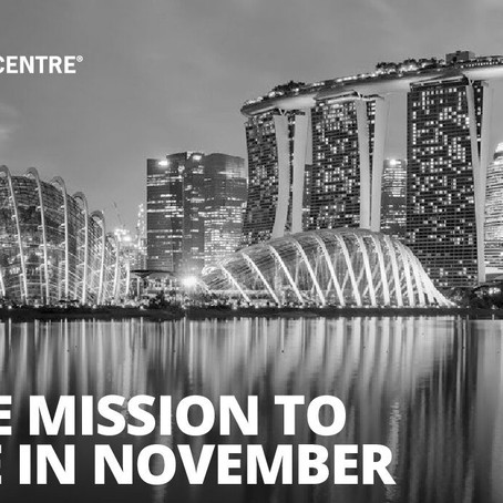 Tech Trade Mission to Singapore in November
