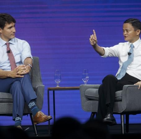 BNN: Jack Ma praises Trudeau; says Alibaba can help create 'a lot of jobs' in Canada
