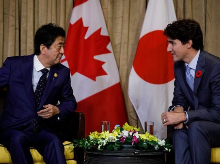 Canada-Japan relations: Time to hit reset