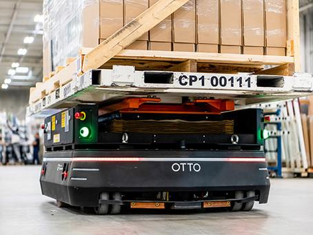 OTTO Motors Announces Expansion to Japan