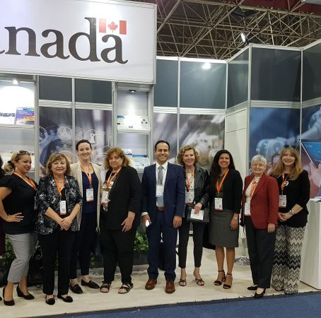 OWIT Trade Mission to Mexico Attended by CGE Executive Director