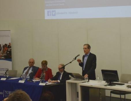 Excalibur News: Global debate on NAFTA negotiations hosted at York's Glendon campus
