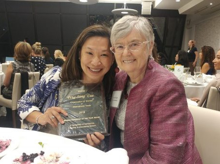 CGE Advisory Council Member Named OWIT 'Woman Exporter of the Year'