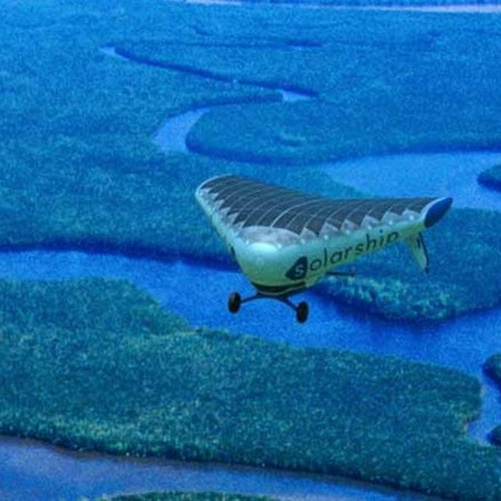 Canadian Solar-Powered Transport Aircraft Sold in Africa