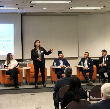 CGE Joins Discussion on 'How to go global without going broke'