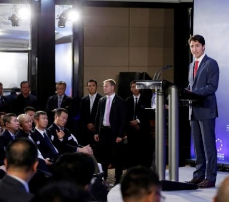 BNN – 'China's billionaires club of entrepreneurs embarks on cross-Canada tour&#82