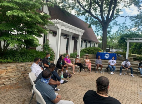 Fostering Intentional Dialogue to Rebuild Community Relationships with Police