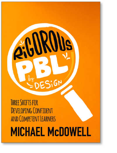 Rigorous PBL by Design