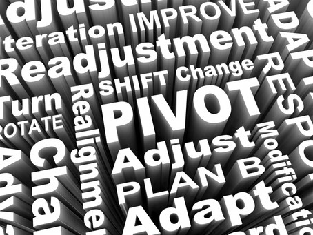 Educators, Learn to Pivot to Maintain Continuity in the Classroom