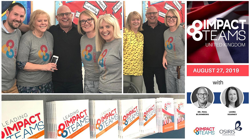 Impact Teams launches in the UK