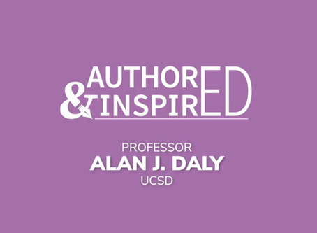 Episode 1 - Dr. Alan J. Daly and Social Network Theory