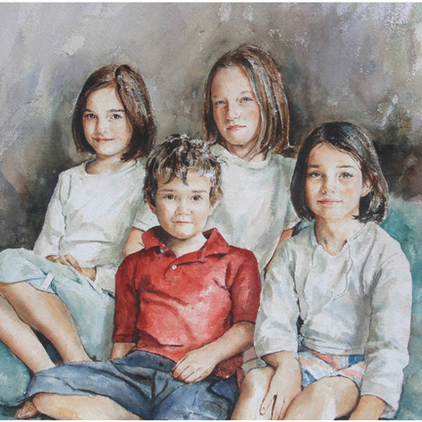 The Boam Children