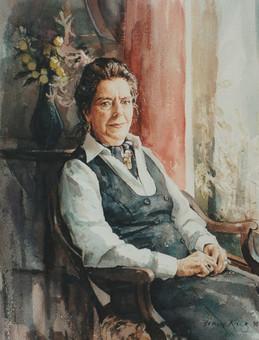 Belfast portrait