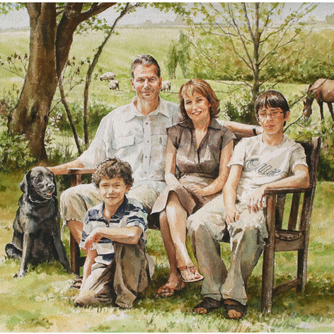 The Mas Family