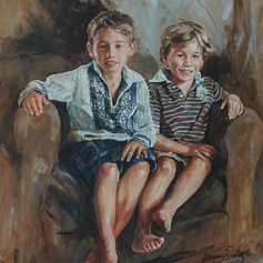 Jamie & Finn