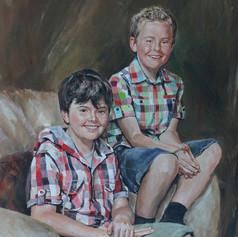 Andrew and Joe