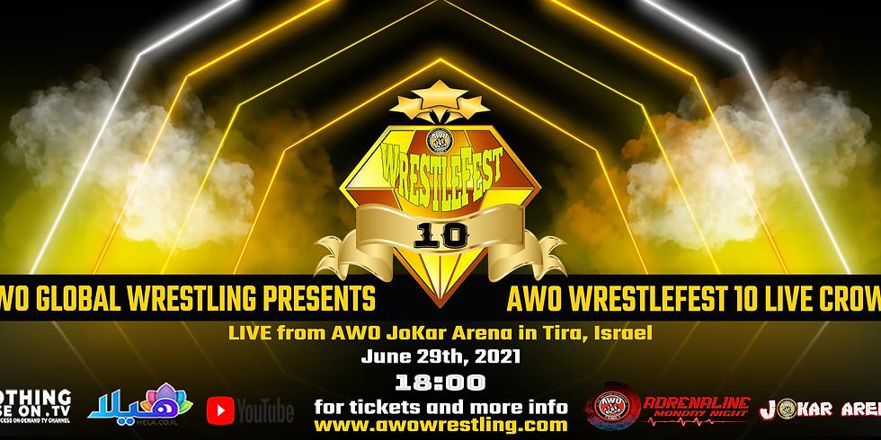 AWO WrestleFest 10